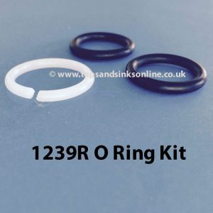 Abode Somerley Monobloc Tap O Ring Kit 1239R
