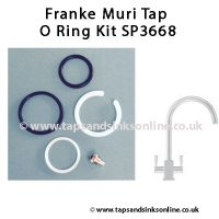 FRANKE MURI TAP O RING KIT