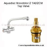 Tap Valve for Aquadisc Monobloc 2 TAD2CM