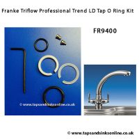 Franke Triflow Professional Trend LD Tap O Ring Kit