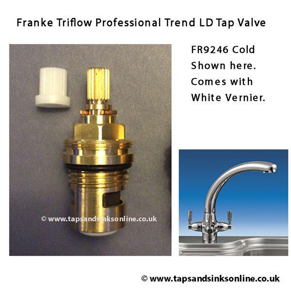 Trend Valve FR9246 Cold