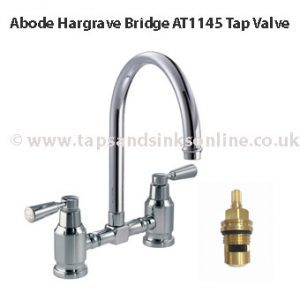 abode HARGRAVE BRIDGE AT1145 tap valve