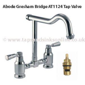 abode gresham BRIDGE AT1124 tap valve