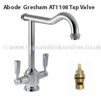 abode gresham monobloc AT1108 tap valve