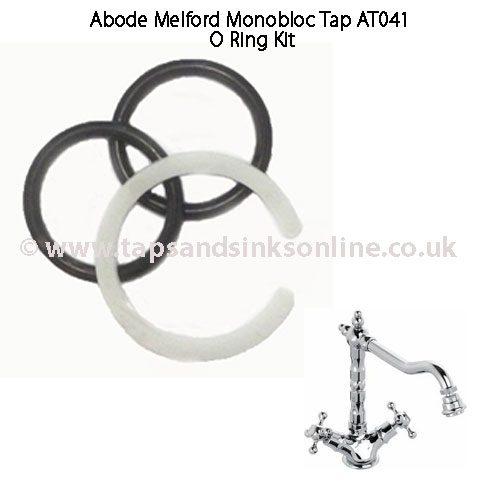 Abode Melford monobloc at1041 O Ring Kit
