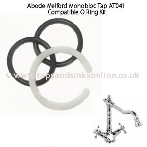 melford   monobloc at1041 O Ring Kit