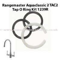 Rangemaster Aquaclassic 2 TAC2 Tap O Ring Kit 1239R