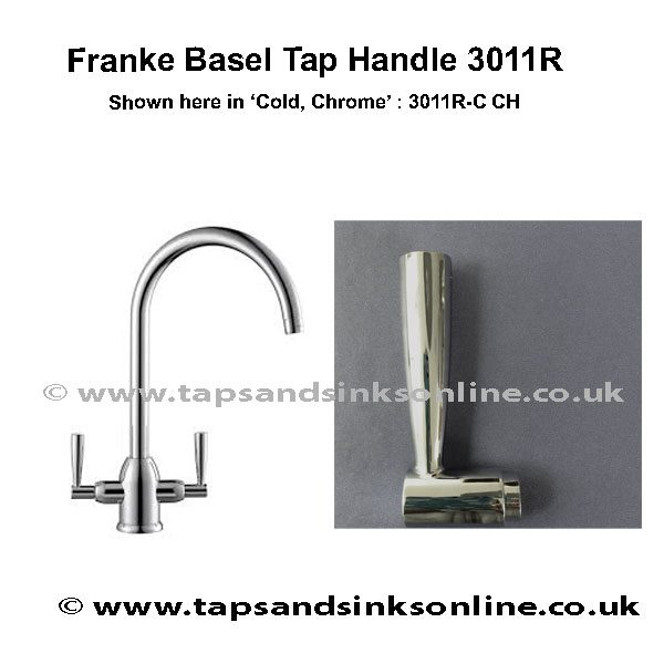 Franke Basel Tap Handle 3011R
