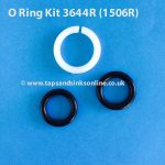 Carron Phoenix Barra Tap O Ring Kit 3644R (1506R)