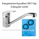 Aquaflow TAF1 Tap O Ring Kit 1231R