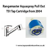 Rangemaster Aquaspray Pull Out TS1 Tap Cartridge 1229R