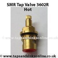 SMR Tap Valve 3602R Hot