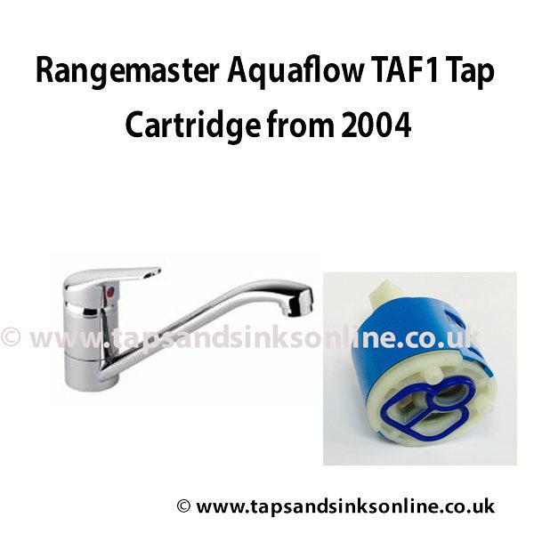 Rangemaster Aquaflow TAF1 Tap Cartridge