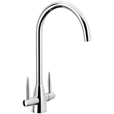 john lewis quantum kitchen tap chrome
