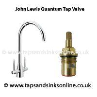 John Lewis Quantum Tap Valve