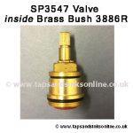 sp3547 INSIDE brass bush sp3886