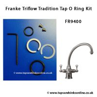 Franke Triflow Tradition O Ring Kit FR9400