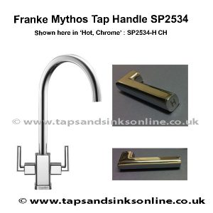 Franke Mythos Tap Handle