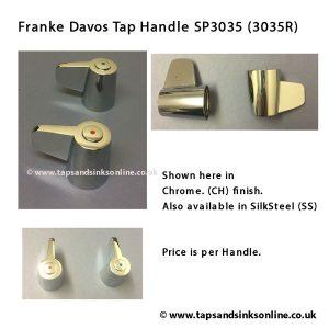 Franke Davos Handle SP3035 CH