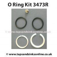 Lamona Sorico Monobloc TAP3582 O Ring Kit