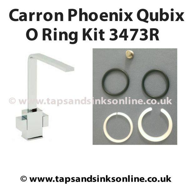 Carron Phoenix Qubix O Ring Kit 3473R
