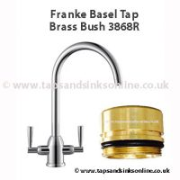Franke Basel Tap Brass Bush