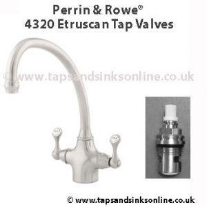 perrin and rowe 4320 tap valve