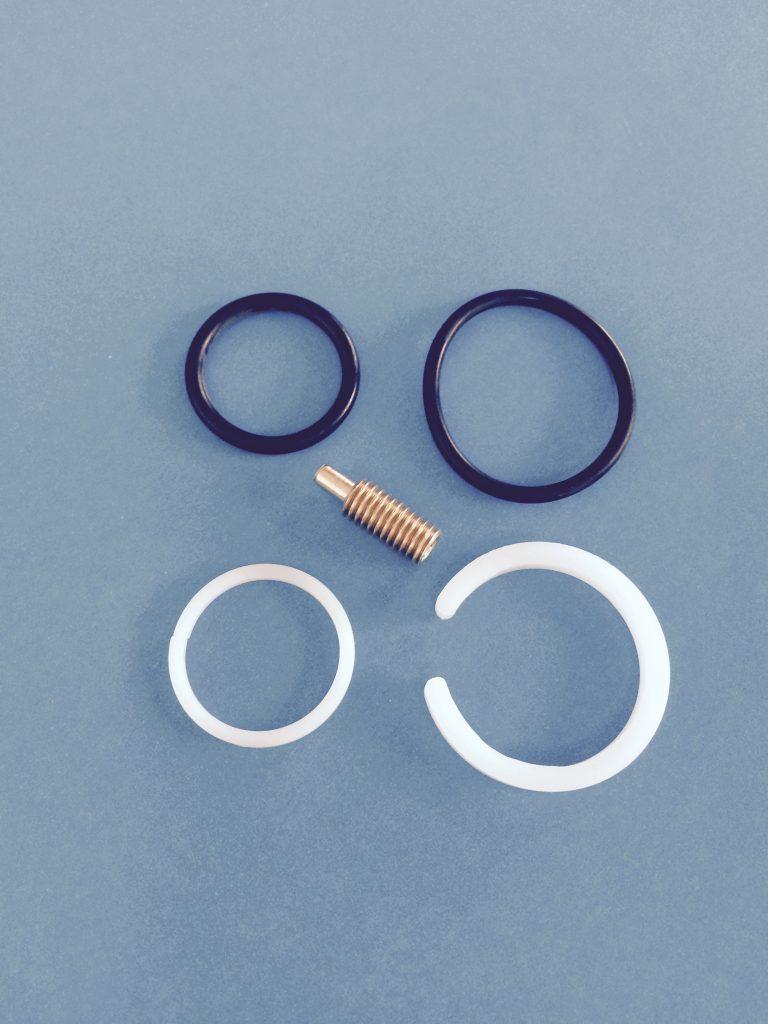 O Ring Kit 1425R & Grub Screw