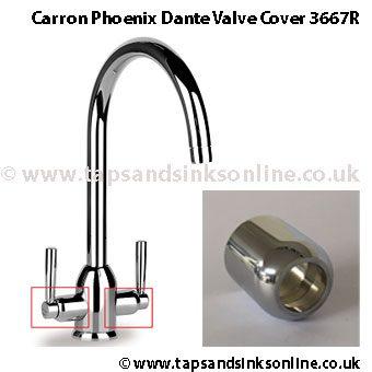 Carron Phoenix Dante valve cover 3667R