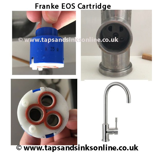 franke eos cartridge detail