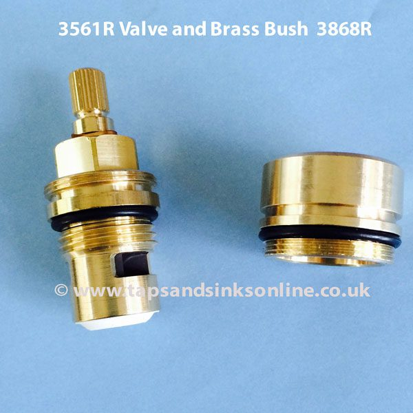 leap tap valve 3561R and bush