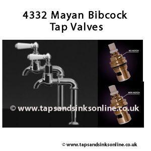 4332 Mayan Bibcock Tap Parts