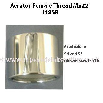 Aerator Female Thread Mx22 1485R