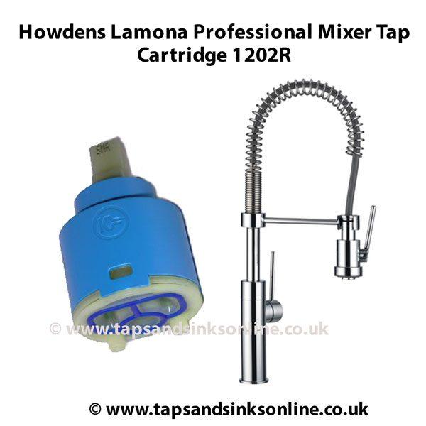 Howdens Lamona Professional Mixer Tap cartridge