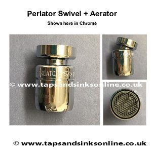 Swivel Perlator Female Thread Fx22 1498R