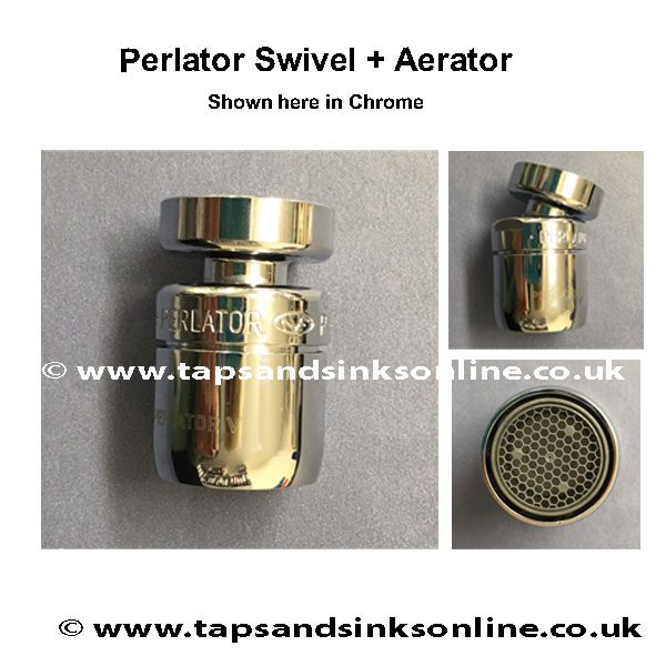 Swivel Perlator Female Thread Fx22 1498R