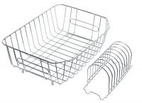 Plate Rack Stainless Steel 112.0019.033