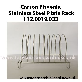 carron phoenix plate rack 112.0019  sc 1 st  Taps and Sinks Online & Carron Phoenix Plate Rack 112.0019.033 | Kitchen Sink Accessories ...