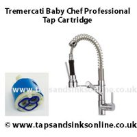 tremercati baby chef professional tap cartridge