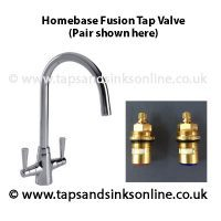 homebase fusion tap valve