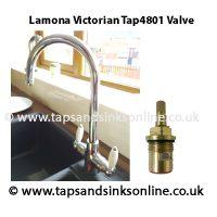 Howdens Lamona Victorian Tap4801 Valve