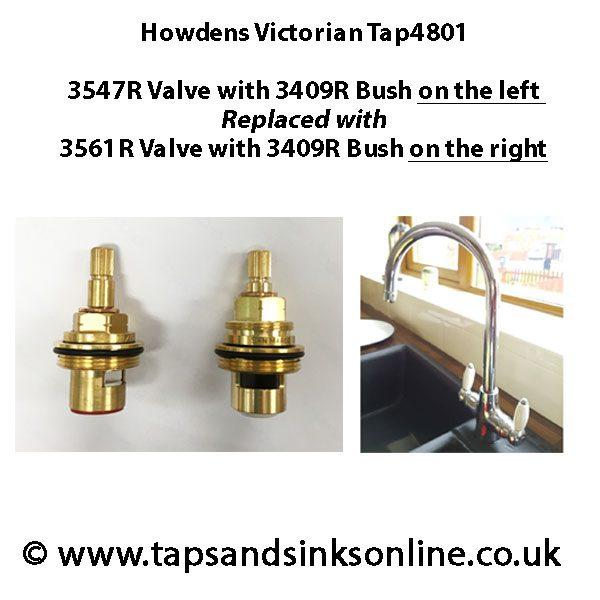 tap4801 victorian valve and bush
