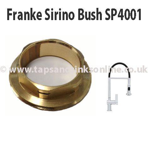Franke Sirino Tap Bush SP4001