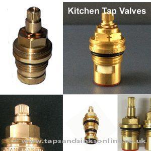 Kitchen Taps Valves