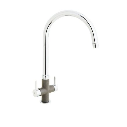 Lamona Chrome and Grey Calaggio Tap3631