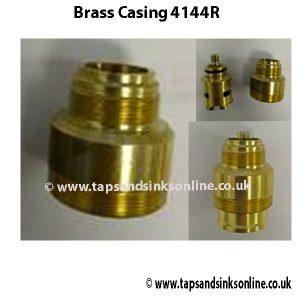 Brass casing 4144r