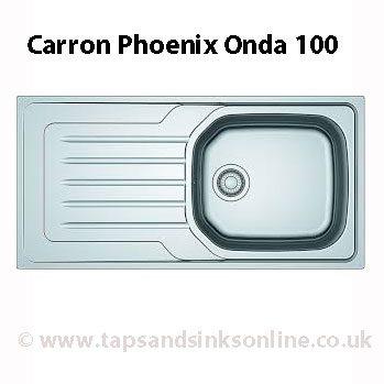 Carron Phoenix Onda 100