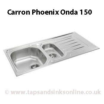 Carron Phoenix Onda 150