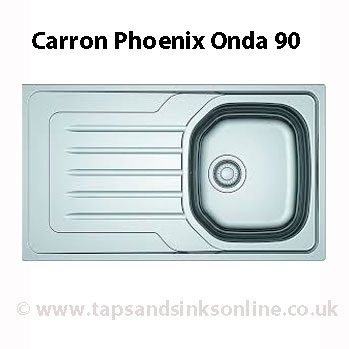 Carron Phoenix Onda 90