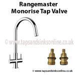 Rangemaster Monorise Tap Valve
